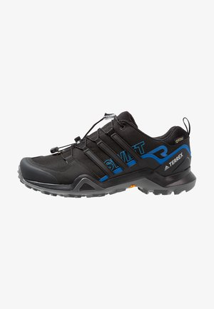 TERREX SWIFT R2 GORE-TEX - Hiking shoes - core black/blue