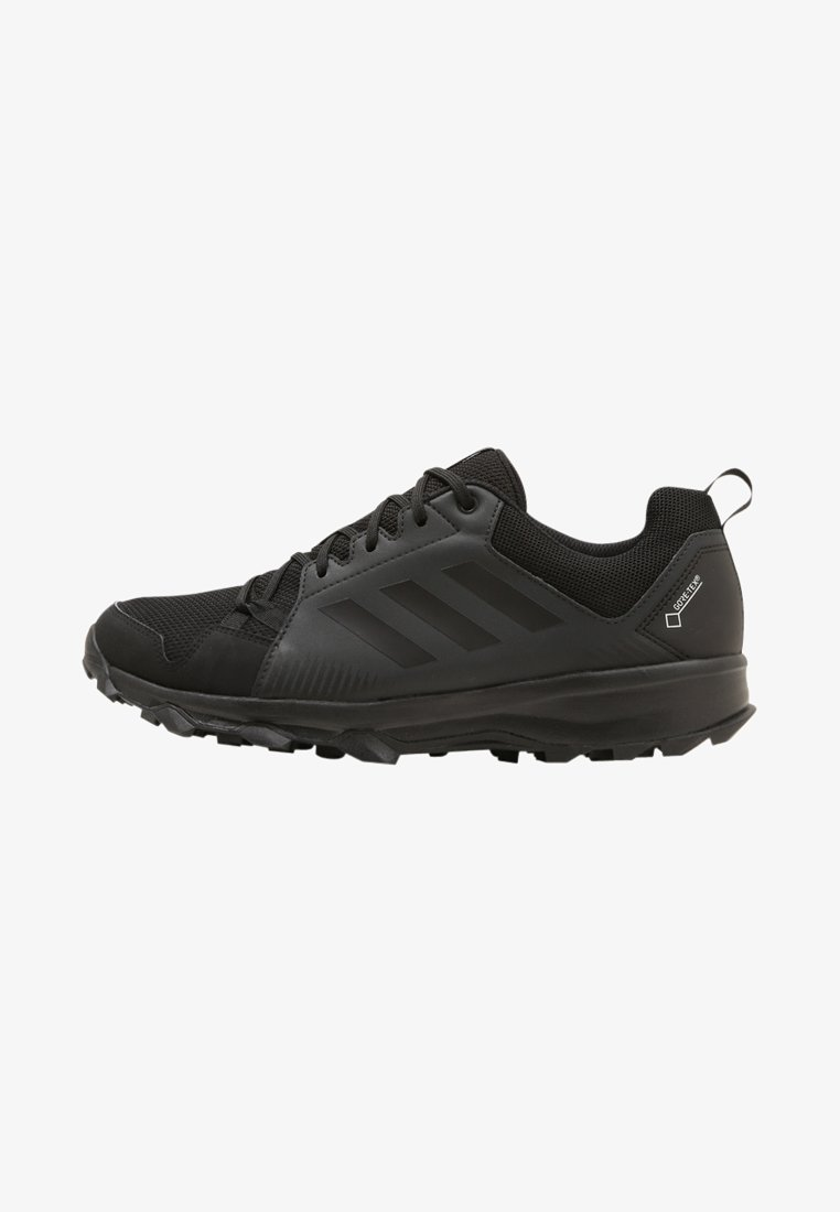 adidas Performance - TERREX TRACEROCKER GORE TEX TRAIL RUNNING SHOES - Hiking shoes - core black/carbon