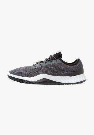 CRAZYTRAIN LT M - Sports shoes - grey five/core black/grey two