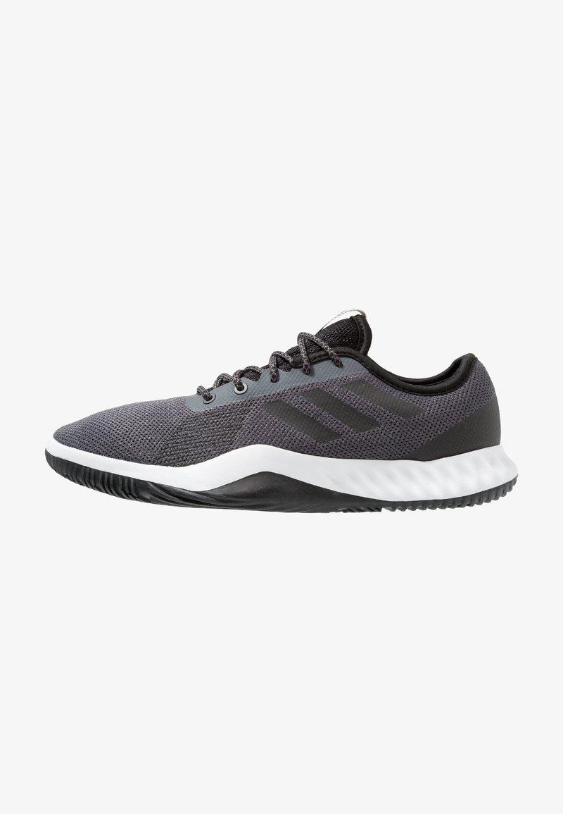 adidas Performance - CRAZYTRAIN LT M - Træningssko - grey five/core black/grey two