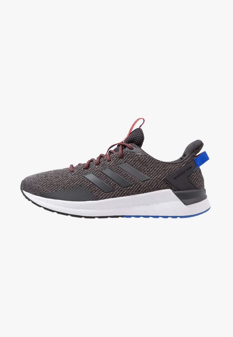 adidas Performance - QUESTAR RIDE - Hardloopschoenen neutraal - carbon/core black