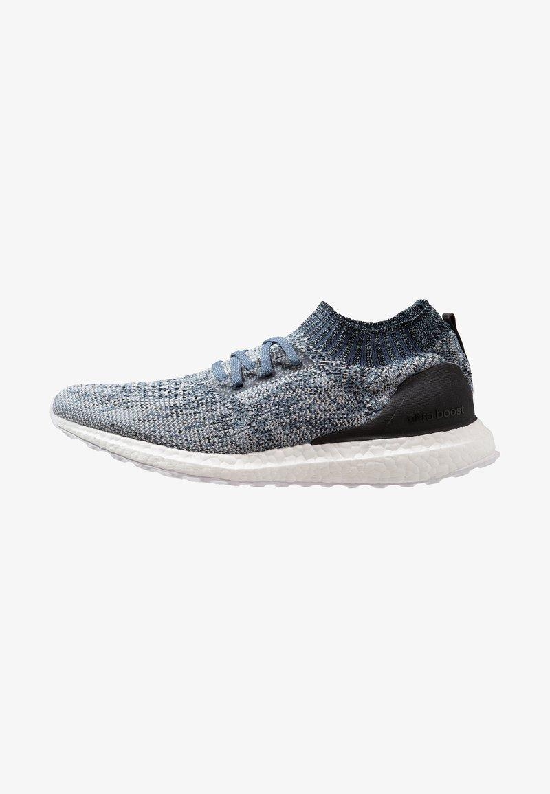 adidas Performance - ULTRABOOST UNCAGED PARLEY - Hardloopschoenen neutraal - raw grey/chalk pearl/blue spirit