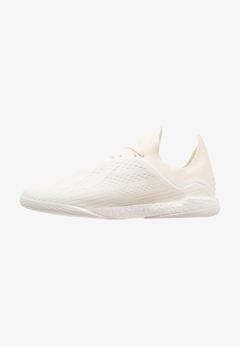 adidas Performance - X TANGO 18.1 TR - Sports shoes - offwhite/footwear white