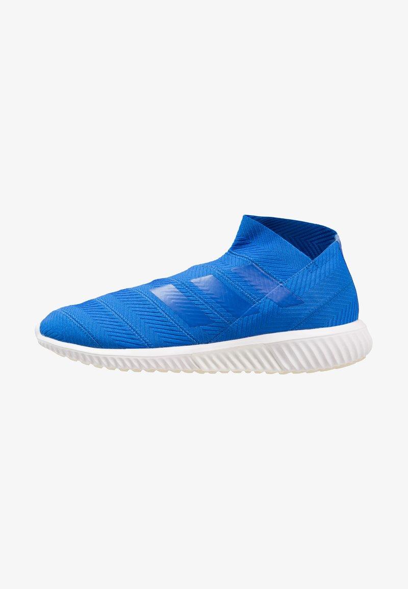 adidas Performance - NEMEZIZ TANGO 18.1 TR - Sports shoes - blue/footwear white