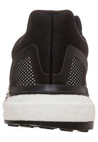 adidas Performance - RESPONSE - Neutral running shoes - schwarz/weiß - 3