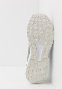 adidas Performance - DURAMO 9 - Zapatillas de running neutras - metallic grey/footwear white/grey - 4