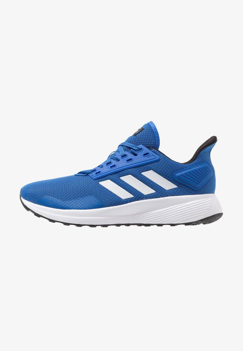 adidas Performance - DURAMO 9 - Zapatillas de running neutras - blue/footwear white/core black