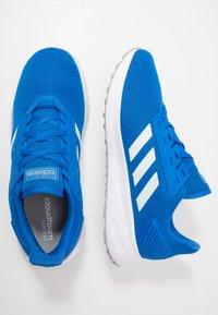 adidas Performance - DURAMO 9 - Obuwie do biegania treningowe - glow blue/sky tint/footwear white - 1