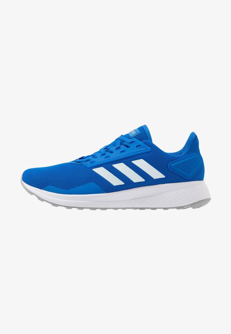 adidas Performance - DURAMO 9 - Nøytrale løpesko - glow blue/sky tint/footwear white