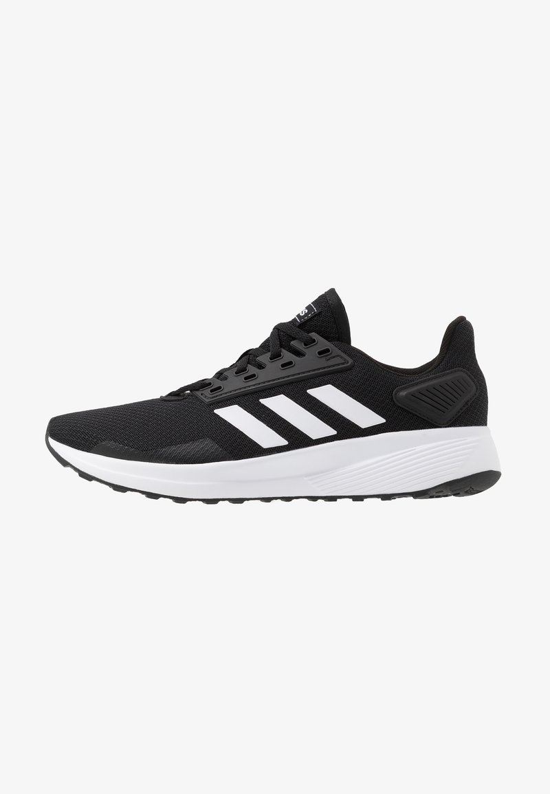 adidas Performance - DURAMO 9 - Neutrální běžecké boty - core black/footwear white