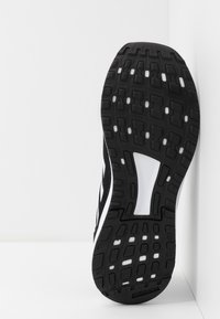 adidas Performance - DURAMO 9 - Juoksukenkä/neutraalit - core black/footwear white - 4