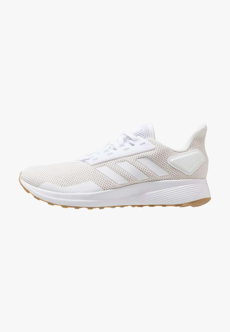 adidas Performance - DURAMO 9 SHOES - Scarpe running neutre - footwear white