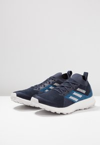 adidas Performance - TERREX TWO PARLEY - Trail hardloopschoenen - legend ink/grey one/core blue - 2