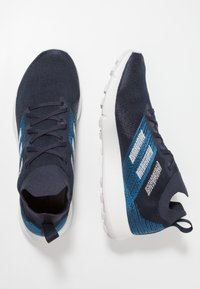 adidas Performance - TERREX TWO PARLEY - Trail hardloopschoenen - legend ink/grey one/core blue - 1