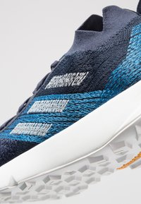 adidas Performance - TERREX TWO PARLEY - Trail hardloopschoenen - legend ink/grey one/core blue - 5