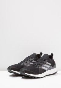adidas Performance - TERREX TWO PARLEY - Zapatillas de trail running - core black/grey two/footwear white - 2