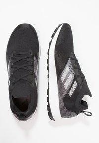 adidas Performance - TERREX TWO PARLEY - Zapatillas de trail running - core black/grey two/footwear white - 1