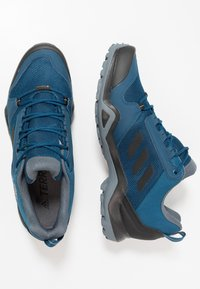 adidas Performance - TERREX AX3 GTX - Hiking shoes - legend marine/core black/onix - 1