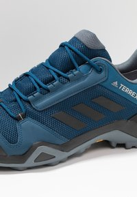 adidas Performance - TERREX AX3 GTX - Hiking shoes - legend marine/core black/onix