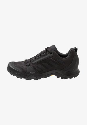 TERREX AX3 GORE-TEX - Hiking shoes - clear black/carbon