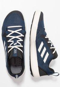 adidas Performance - TERREX BOAT - Scarpe per sport acquatici - collegiate navy/white/core black - 1