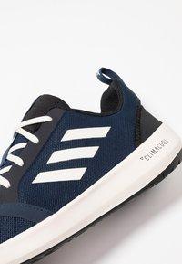 adidas Performance - TERREX BOAT - Scarpe per sport acquatici - collegiate navy/white/core black - 5