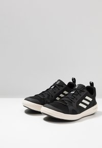 adidas Performance - TERREX BOAT - Watersports shoes - core black/clear white - 2