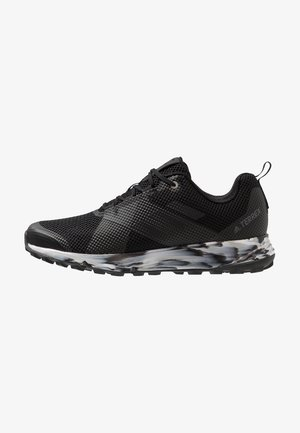 TERREX TWO TRAIL RUNNING SHOES - Zapatillas de trail running - core black/carbon/grey one
