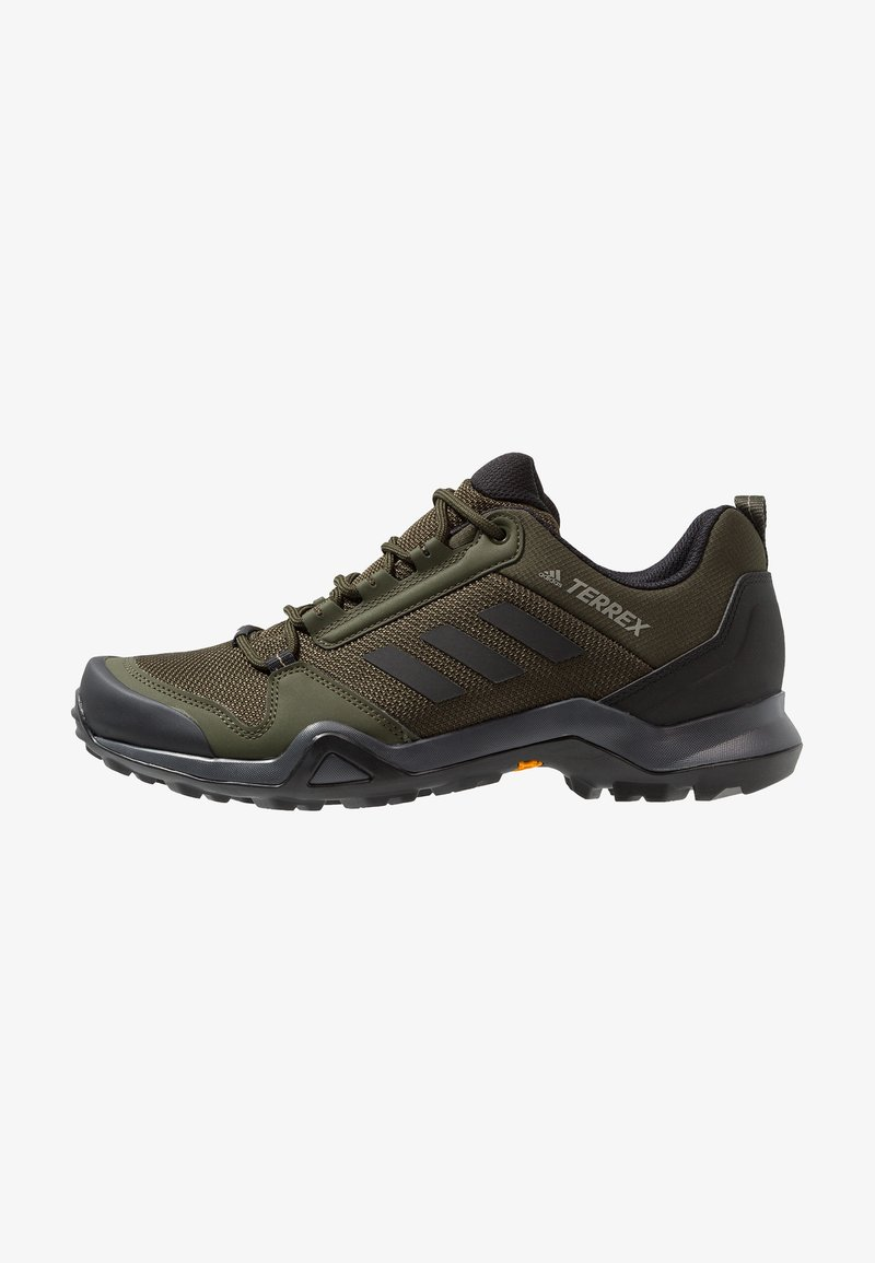 adidas Performance - TERREX AX3 - Hikingschuh - night cargo/core black/raw khaki