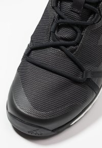 adidas Performance - TERREX SKYCHASER LT GORE-TEX - Trail running shoes - carbon/core black/grey four - 5