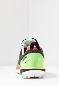 adidas Performance - TERREX SKYCHASER LT GORE-TEX - Trail running shoes - grey six/dash grey/signal green - 3