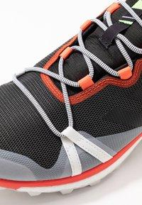 adidas Performance - TERREX SKYCHASER LT GORE-TEX - Trail running shoes - grey six/dash grey/signal green - 5