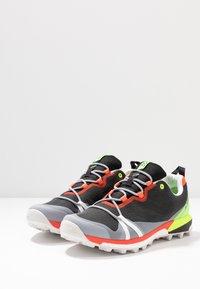adidas Performance - TERREX SKYCHASER LT GORE-TEX - Trail running shoes - grey six/dash grey/signal green - 2