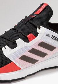 adidas Performance - TERREX SPEED LD - Scarpe da trail running - core black/active red - 5