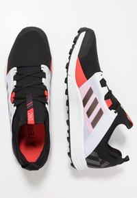 adidas Performance - TERREX SPEED LD - Scarpe da trail running - core black/active red - 1