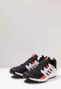 adidas Performance - TERREX SPEED LD - Scarpe da trail running - core black/active red - 2