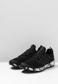 adidas Performance - TERREX SPEED LD - Chaussures de running - core black/carbon - 2