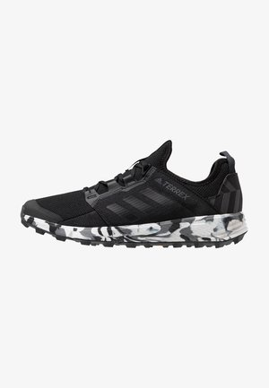TERREX SPEED LD - Trail running shoes - core black/carbon