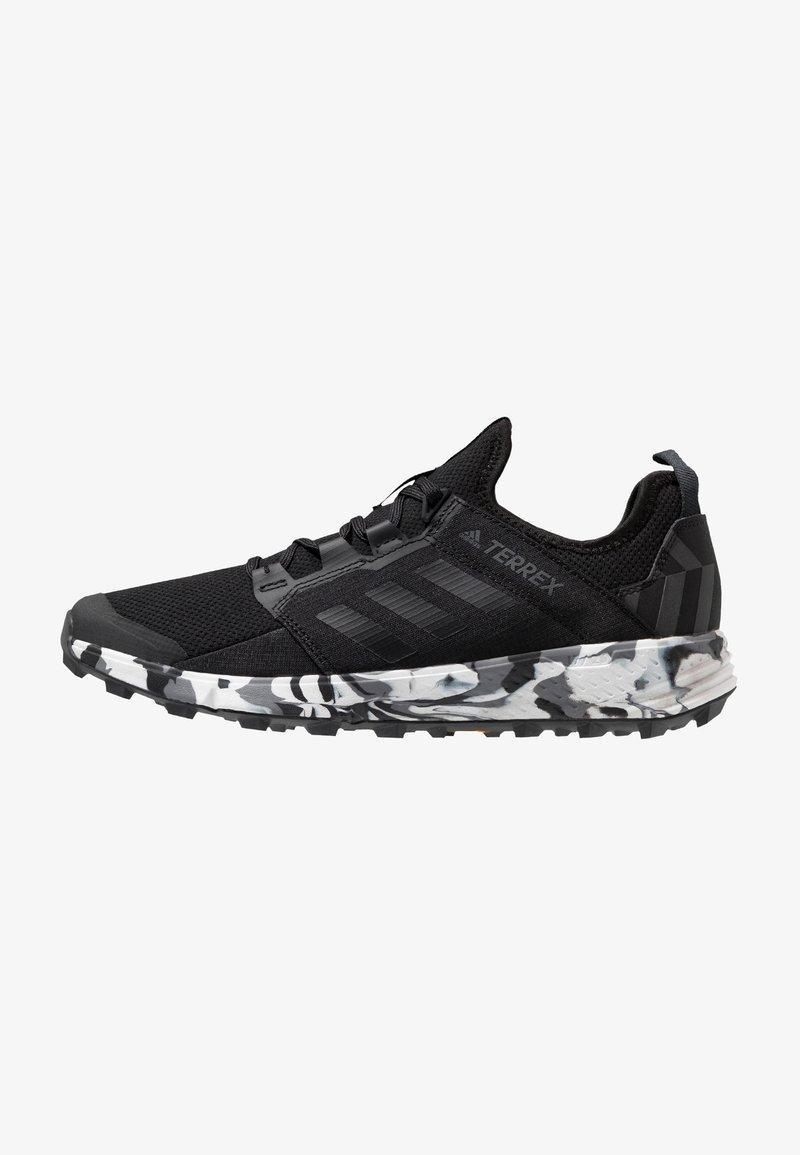 adidas Performance - TERREX SPEED LD - Løpesko for mark - core black/carbon