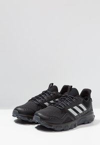 adidas Performance - ROCKADIA TRAIL - Trail running shoes - core black/grey two/grey six - 2