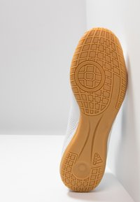 adidas Performance - PREDATOR 19.4 IN SALA - Fotbollsskor inomhusskor - footwear white/bold blue - 4