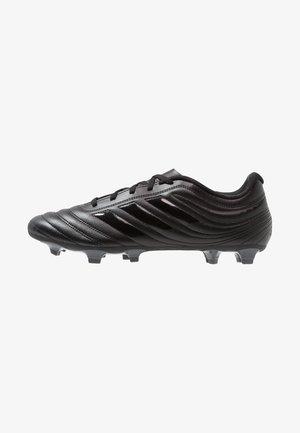 COPA 19.4 FG - Voetbalschoenen met kunststof noppen - core black/grey six