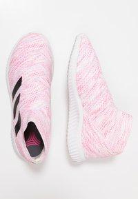 adidas Performance - NEMEZIZ 18.1 TR - Sneakers high - footwear white/core black/shock pink - 1