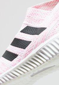 adidas Performance - NEMEZIZ 18.1 TR - Sneakers high - footwear white/core black/shock pink - 5