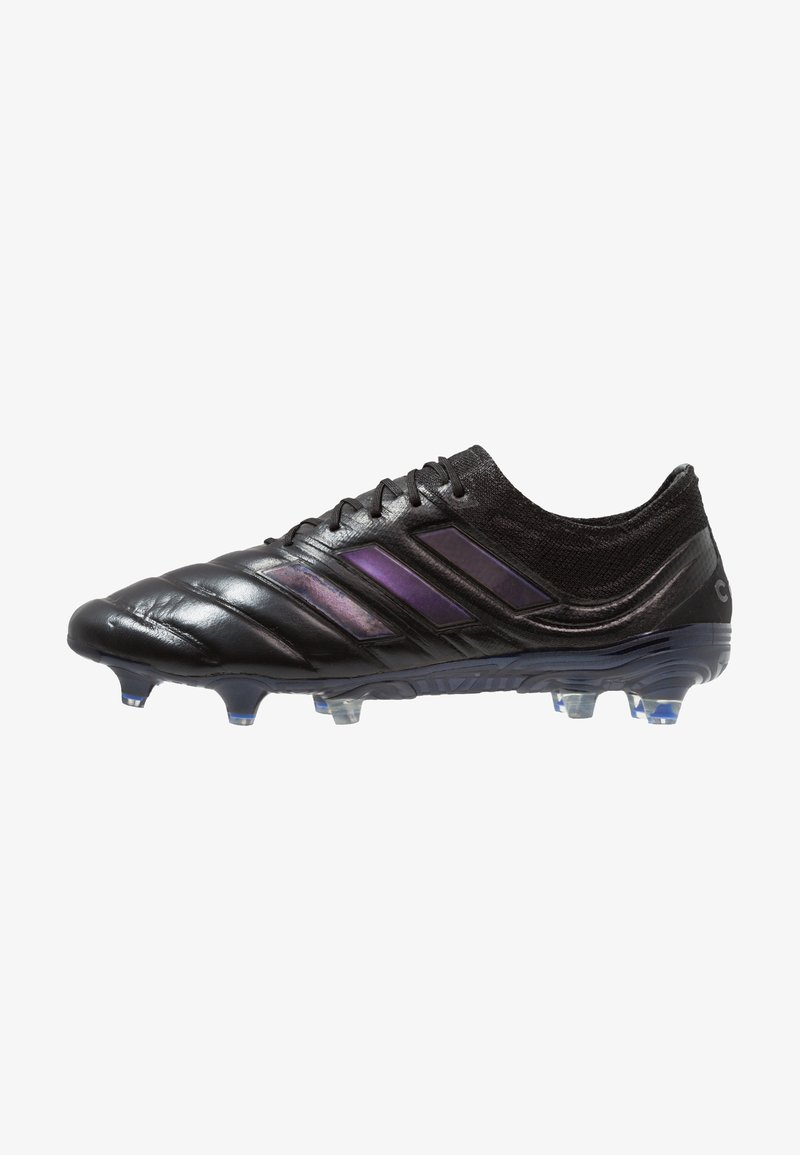 adidas Performance - COPA 19.1 FG - Moulded stud football boots - core black