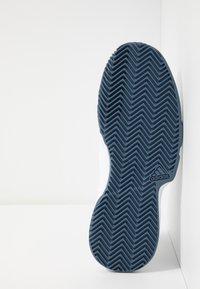 adidas Performance - GAMECOURT - Tennissko til grusbane - footwear white/tech ink - 4