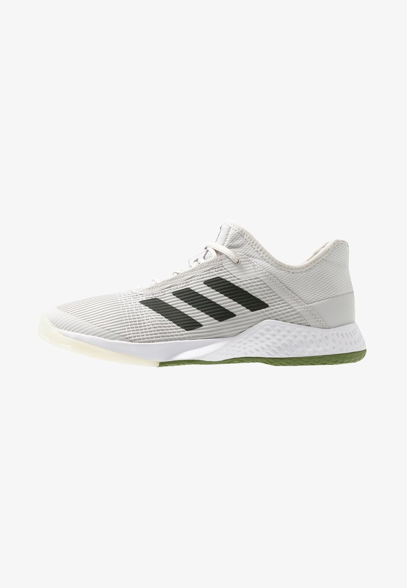 adidas Performance - ADIZERO CLUB - Multicourt tennis shoes - grey one/legend earth/tech olive