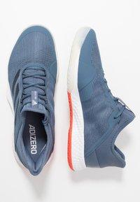 adidas Performance - ADIZERO CLUB - Tenisové boty na všechny povrchy - tech ink/legend ink/active orange - 1