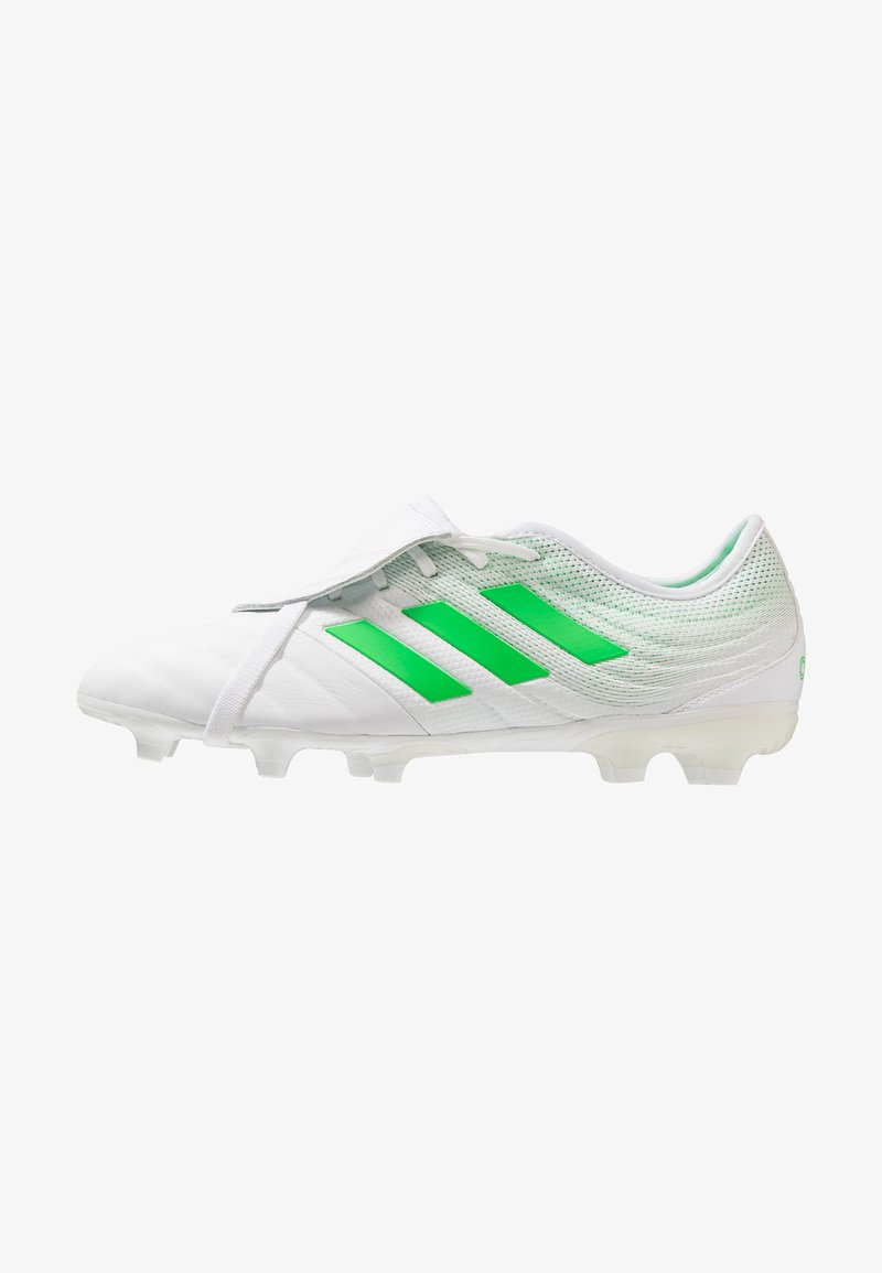 adidas Performance - COPA GLORO 19.2 FIRM GROUND BOOTS - Moulded stud football boots - footwear white