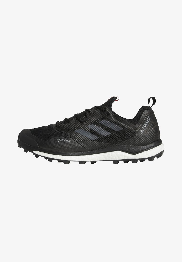 adidas Performance - TERREX AGRAVIC XT GTX SHOES - Löparskor terräng - black